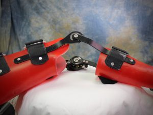 Red Knee hinge brace