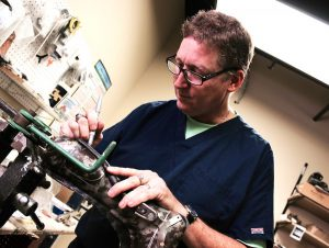 Jeff Teague fabrication lab