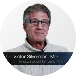 Dr. Silverman experience with C H Martin Company